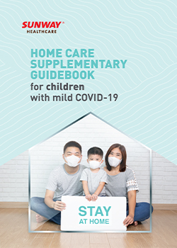 Home Care Guidebook for Children with Mild COVID-19