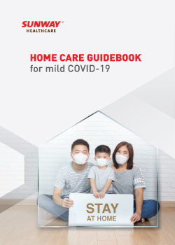 Home Care Guidebook for Mild COVID-19